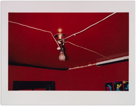 William Eggleston. Greenwood, Mississippi, 1973.