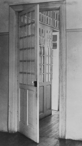 Tina Modotti. Puertas, México D.F. (ca. 1925)