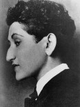 Tina Modotti. Anita Brenner, retrato. (ca. 1926)