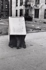 New York City (Three Boys in Box), 1945