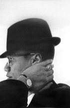 Eve Arnold Malcolm X