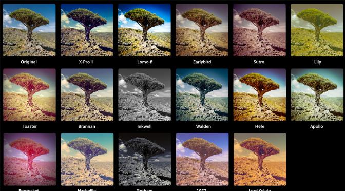 Filtros y efectos: ¿Trampa fotográfica o recurso expresivo?