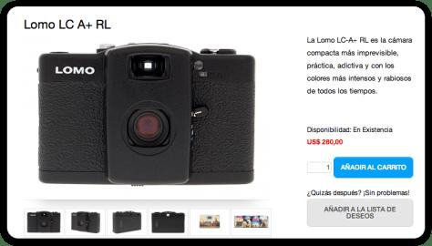 Lomography cobra cientos de dólares por una cámara que costaba unos cuantos rublos. Esos millones de dólares anuales de ganancia provienen de una cuidada estrategia de marketing.