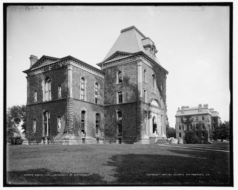Rochester University, ca. 1920