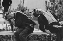 Dmitry_Dimitri_Dmitri_Baltermans_parque_banca_on_the_bench_1950