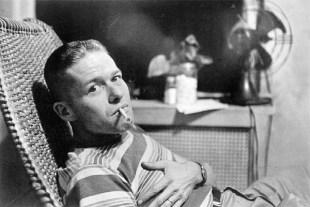 Lee Friedlander (Retrato de Garry Winogrand)