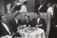 Joe DiMaggio, baseball player1955_Garry_Winogrand_PR_Politics_Bigshots_Joe DiMaggio, baseball player1955