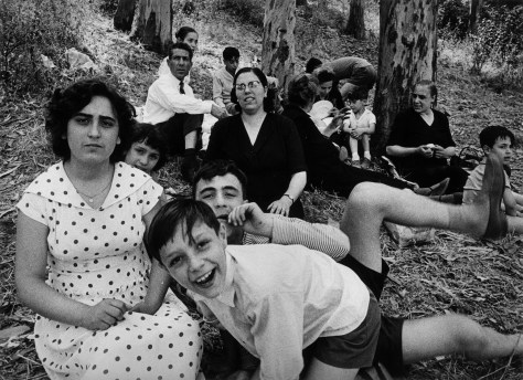 William Klein, Roma