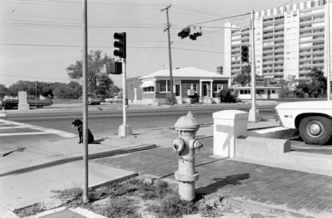 Lee Friedlander. Albuquerque, 1972
