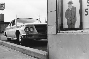Lee Friedlander. Detroit, 1963