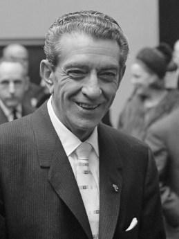 Harry Pot / Anefo. Adolfo López Mateos, 48º presidente de México y artífice del