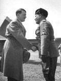 Alfred_Eisenstaedt_retrato_Mussolini and Hitler