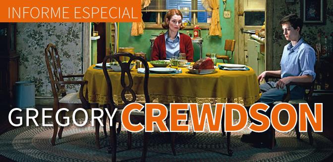 Gregory Crewdson y su extraño mundo