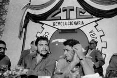 La Habana. Ernesto el Che Guevara. 1963