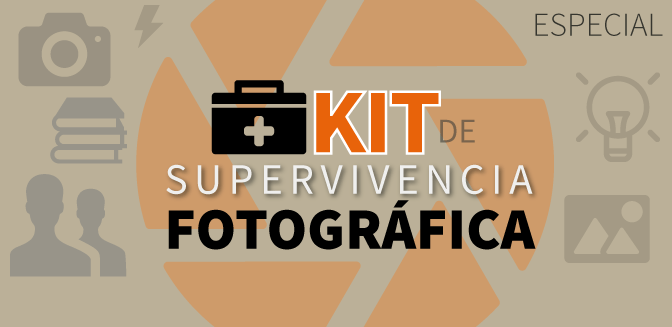Kit de supervivencia fotográfica