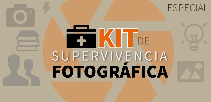 Kit de supervivencia fotográfica
