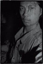 RongRong Self-portrait, East Village, Beijing 1994 1994