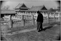 CHINA. Beijing. Diciembre de 1948. La Ciudad Prohibida.