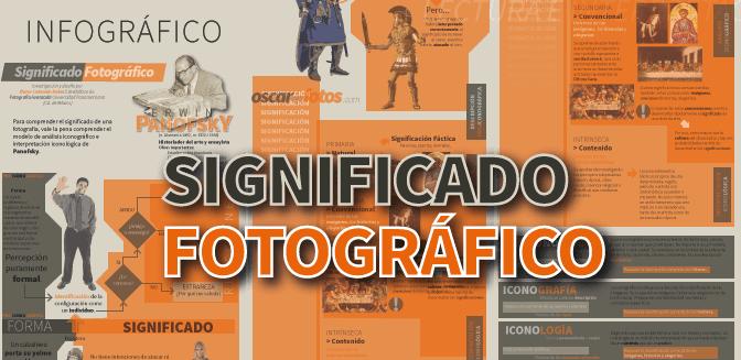 Significado fotográfico: Iconografía e Iconología según Panofsky