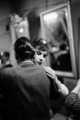 "CHILE. Valparaiso. Bar ""Los siete Espejos"". 1963."