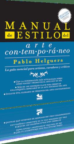 pablo_helguera_manual_de_estilo_del_arte_contemporaneo_portada