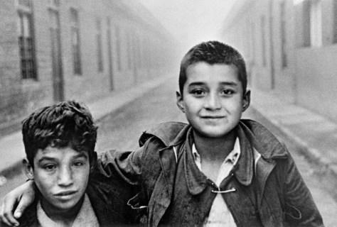 Sergio Larrain, Santiago, Chile, 1955