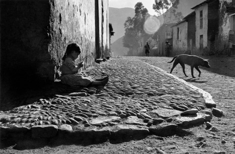Sergio Larrain, Perú, 1960
