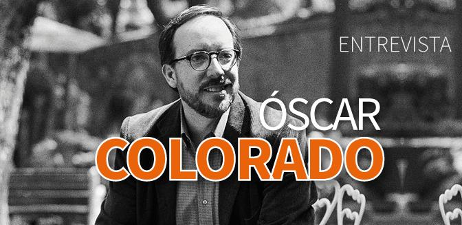 """Entrevista a Óscar Colorado en """"Saber de ti"""""""