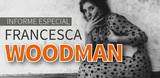 Francesca Woodman, la evanescente