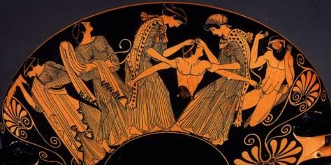 """En la tragedia griega la """"peripateia"""" (peripecia) era ese momento crucial cuando nunca nada volvía a ser igual."""
