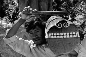 Pueblo indígena nahua Santa Fe, Guerrero Nacho López, ca.1980 Fototeca Nacho López, CDI
