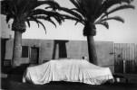 Funda de coche. Long Beach, California.