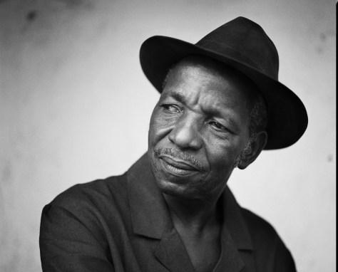 Malian photographer.