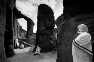 ETHIOPIA. Lalibela. Beta Emmanuel.