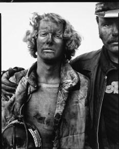 Mike Bencich and Dan Ashberger, Somerset, Colorado, 1980