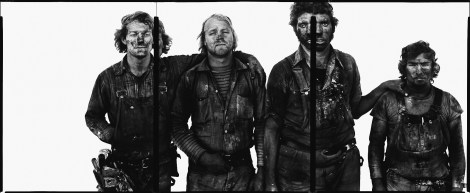 Coal miners, Reliance, Wyoming, 1979