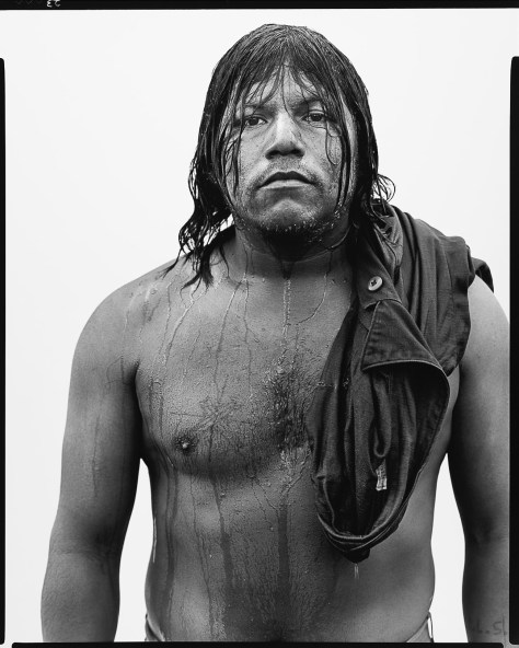 Migrant worker, Eagle Pass, Texas, 1979