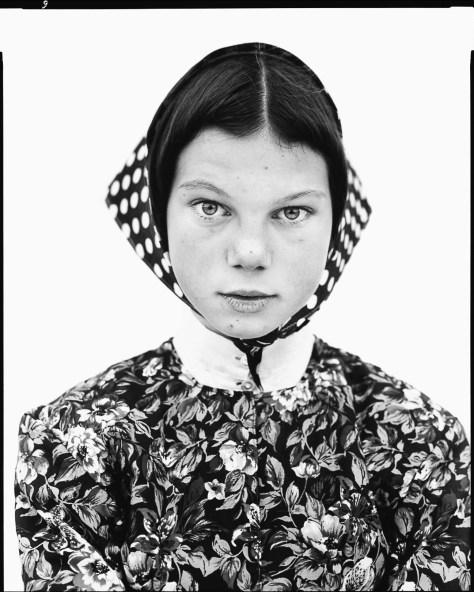 Freida Kleinsasser, Harlowton, Montana, 1983