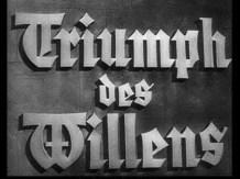 Triumph des Willens: Fotograma