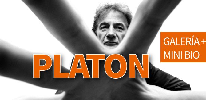 Platon (Antoniou): Galería + Mini biografía