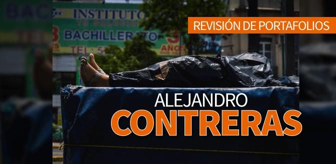 Revisión de portafolios: Alejandro Contreras