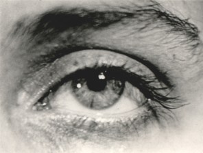 Man Ray (1890–1976); Lee Miller's Eye, 1932; Gelatin silver print with inscription in ink on verso; 3 1/8 x 4 1/8 in. (7.8 x 10.4 cm); The Penrose Collection, Sussex, England; © 2011 Man Ray Trust/Artists Rights Society (ARS), New York/ADAGP, Paris/Courtesy of The Penrose Collection. All rights reserved.