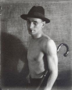 Phillippe Soupault por Man Ray