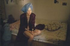 Suzanne en su cama. New York City. 1983