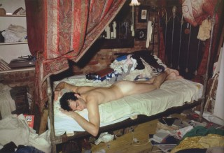 Kenny en su cuarto. New York City. 1979