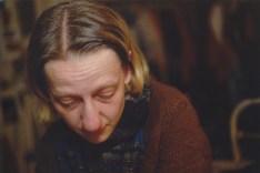 Suzann llora New York City. 1985