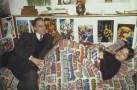 Max y Richard. New York City, 1983