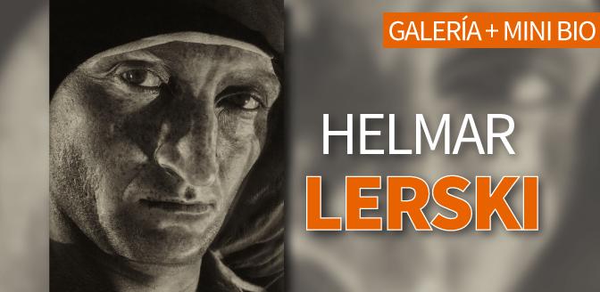 Helmar Lerski: Galería + Mini Bio
