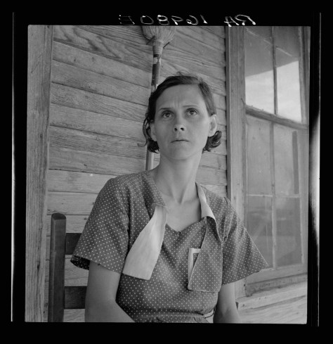 dorothea_lange_Woman on relief Memphis, Texas_jun-jul1937