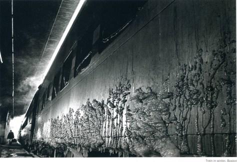 eugene_richards_120 train in winter boston